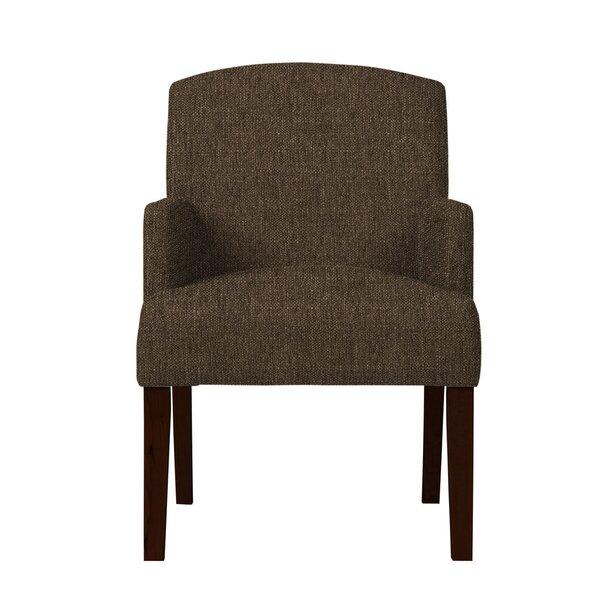 Arturo Fabric Arm Chair by Langley Street