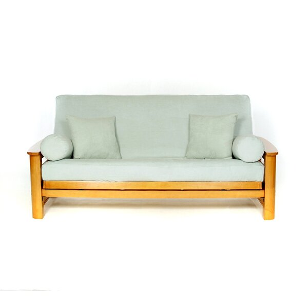 Sussex Box Cushion Futon Slipcover by Lifestyle Co