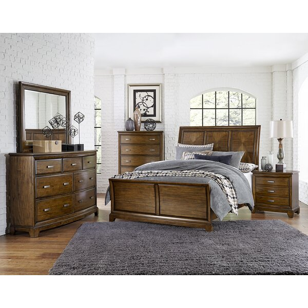 Shirebrook Queen Standard Configurable Bedroom Set by Charlton Home