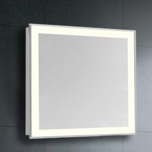 Balfour LED Edge Electric Bathroom/Vanity Mirror by Latitude Run