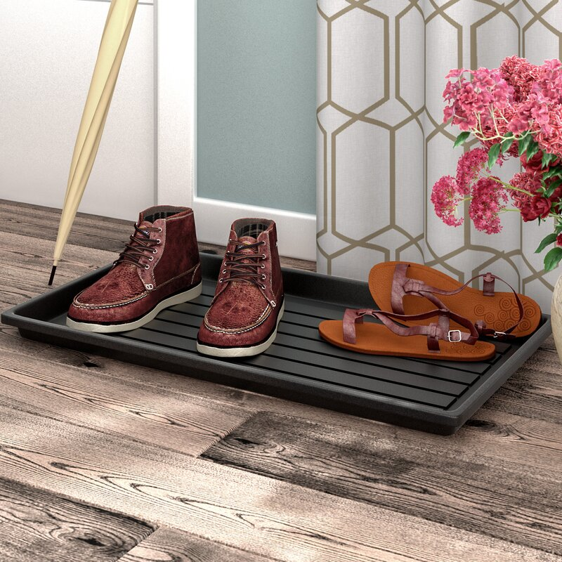 Boot and Shoe Household Boot Tray