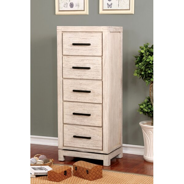 Mcmillion 5 Drawer Lingerie Chest by Gracie Oaks