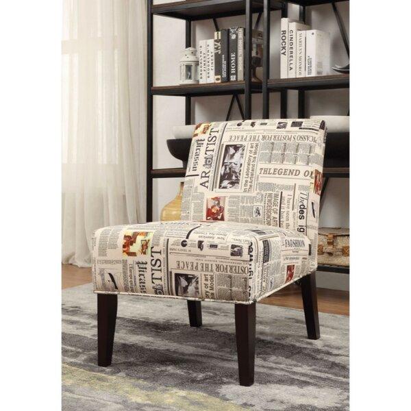 Slocum Slipper Chair by Ebern Designs