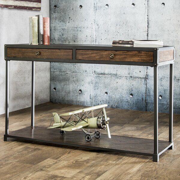 Hokku Designs Brown Console Tables