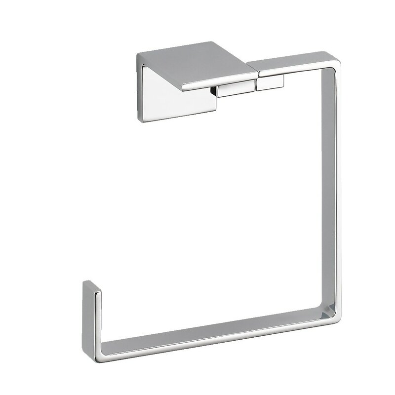 Vero Towel Ring Amp Reviews Allmodern
