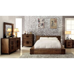 Morgana Platform Configurable Bedroom Set by Trent Austin Design