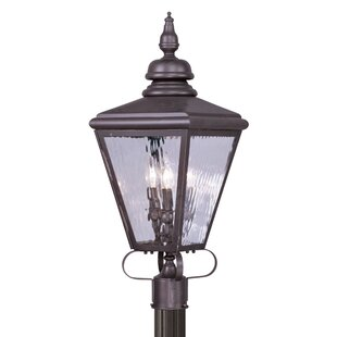 Order Gutierres Outdoor Lantern Head By Three Posts