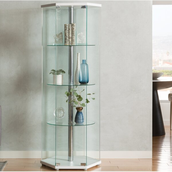 Randall Curio Cabinet by Latitude Run