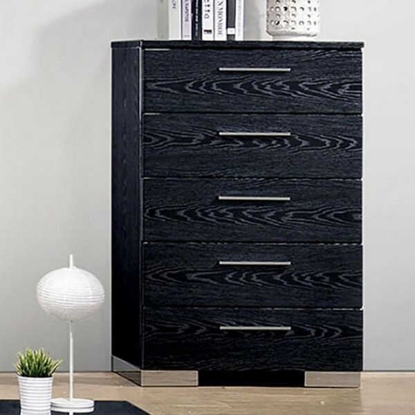 Christie 5 Drawer Chest by Latitude Run