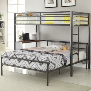 Read Reviews Nedra Twin Over Full L-Shaped Bunk Bed By Harriet Bee