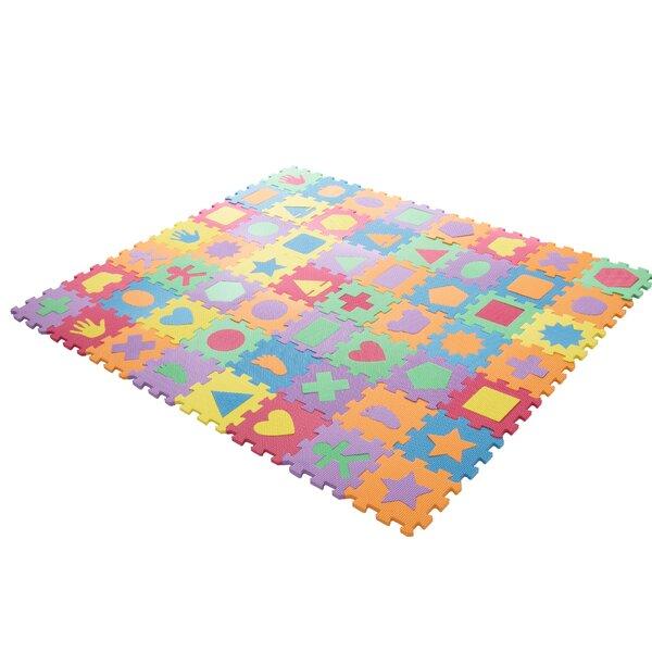 112 Piece Floor Mat by Hey! Play!