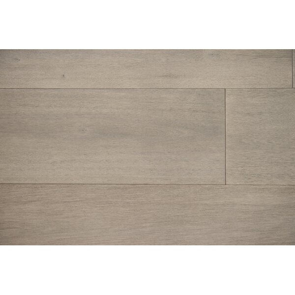 Dublin 6-1/2 Engineered Acacia Hardwood Flooring in Pewter by Branton Flooring Collection