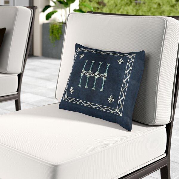 Mineral Outdoor Lumbar Pillow by Greyleigh