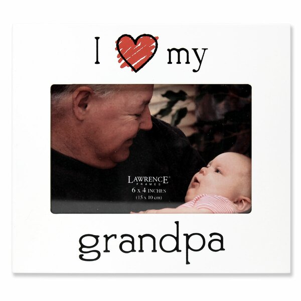Gautreau I Love My Grandpa Picture Frame by Zoomie Kids