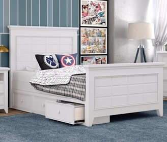 Poulan Storage Standard Bed by Three Posts Baby & Kids