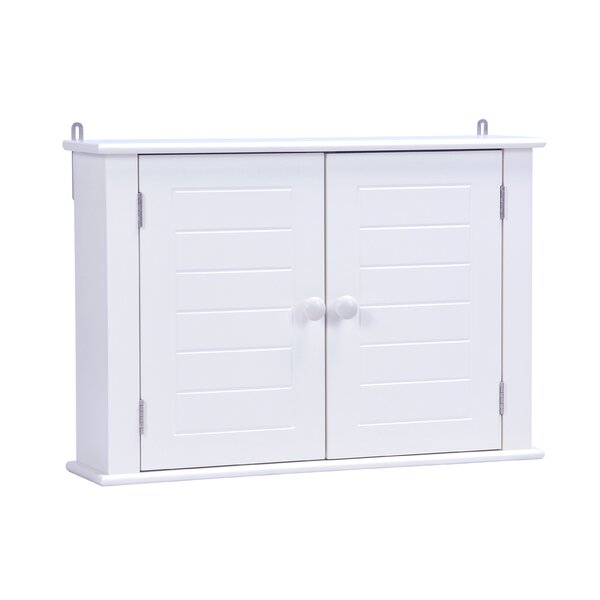 Nickson 23.5'' W x 24'' H x 8.5'' D Wall Mounted Bathroom Cabinet