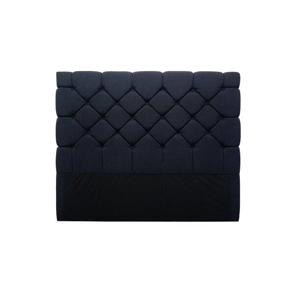 Donner Queen Upholstered Panel Headboard by Mercer41