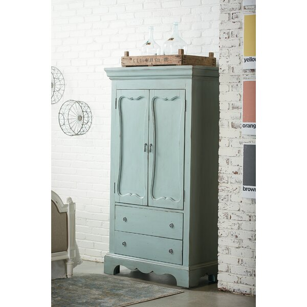 Cameo Wardrobe Armoire By Magnolia Home by Magnolia Home Today Only Sale