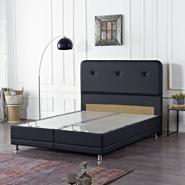 Mccaffrey Rest Upholstered Storage Platform Bed by Orren Ellis