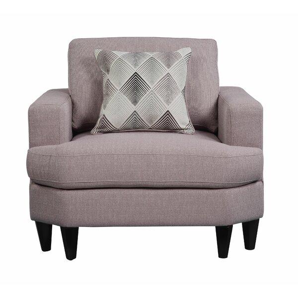 Bedworth Armchair by Brayden Studio