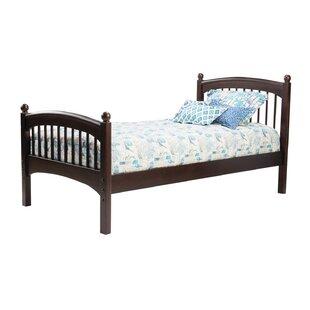 Bonneau Traditional Slat Bed ByHarriet Bee