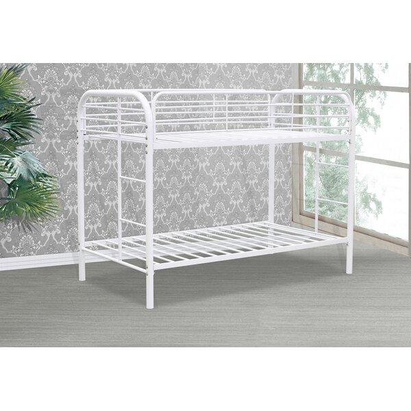 Twin over Twin Bunk Bed by Best Quality Furniture