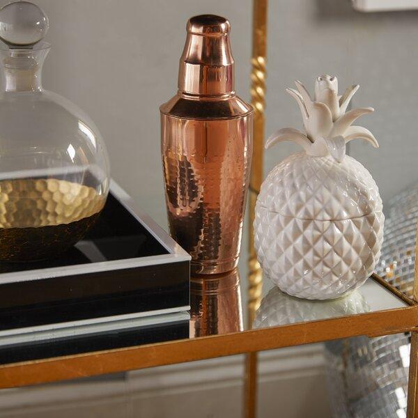 Cocktail Shaker by Godinger Silver Art Co