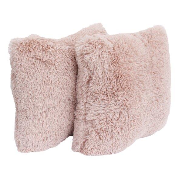 Alvarado Throw Pillow (Set of 2) by Ivy Bronx