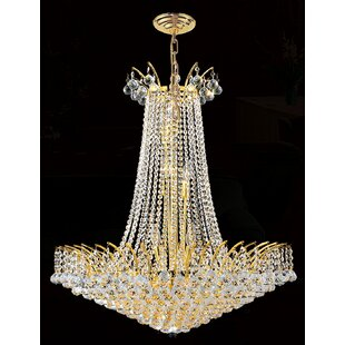 Carson 16-Light Chandelier By House of Hampton