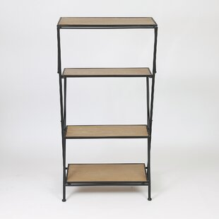 Shala Etagere Multi Tiered Bookcase