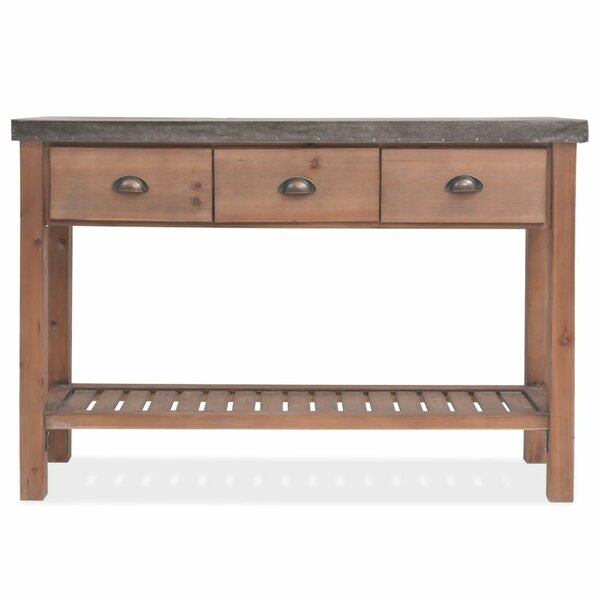 East Urban Home Brown Console Tables