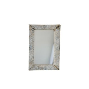 Williston Forge Ahearn Rectangle Metal Wall Accent Mirror