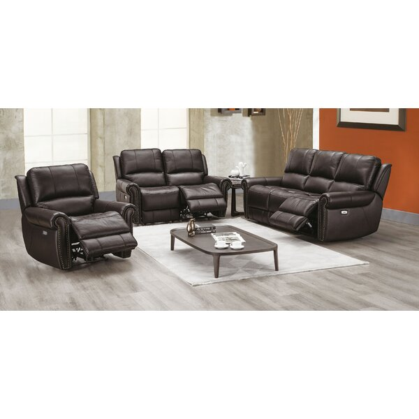 Lysette Reclining Configurable Living Room Set By Red Barrel Studio