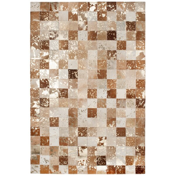 Matador Hand-Woven Brown/Tan Area Rug by St. Croix