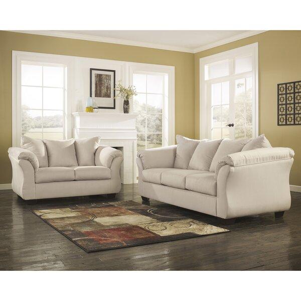 Cedillo 2 Piece Living Room Set by Winston Porter