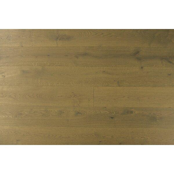 Belize 7-2/5 Engineered Oak Hardwood Flooring in Rustic Taupe by Albero Valley