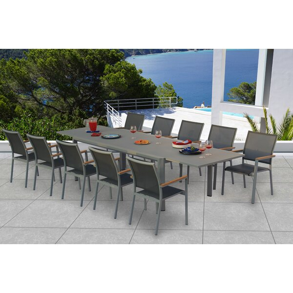 Essense 11 Piece Dining Set by Bellini Home and Garden