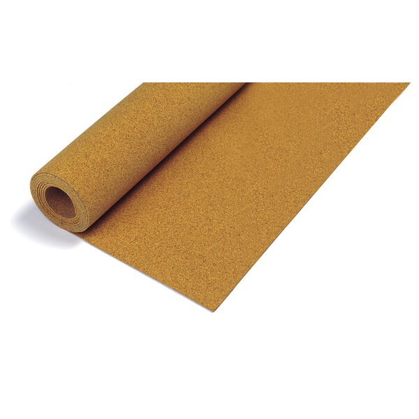 Cork Underlayment Roll (200 sq.ft./Roll) by QEP