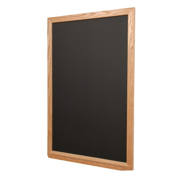Portrait Magnetic Chalkboard by New York Blackboard