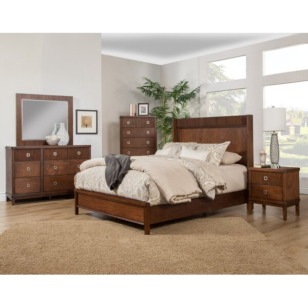 Sanmiguel Panel Configurable Bedroom Set by Brayden Studio