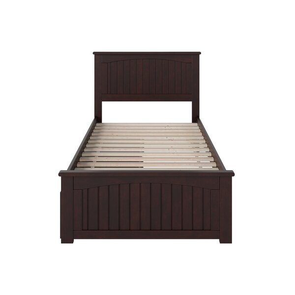 Graham Storage Platform Bed by Beachcrest Home