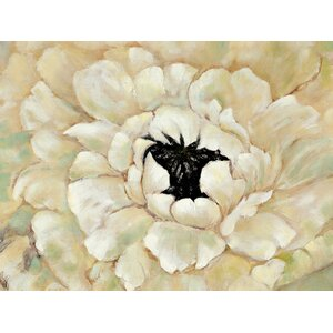 Flower' Painting on Canvas by Jeco Inc.