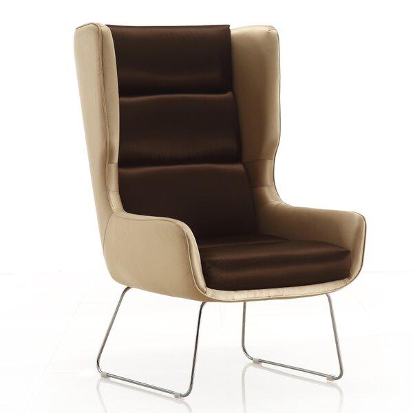 Skillman Wingback Chair By Brayden Studio