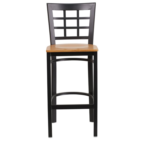 Hannum 29 Bar Stool by Charlton Home