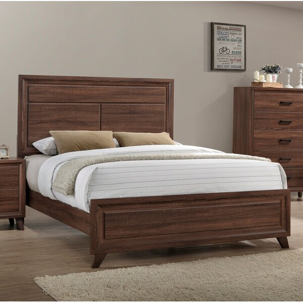 Lusk Standard Bed by Union Rustic