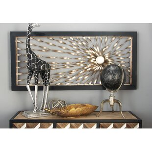Silver Wall Accents You\'ll Love | Wayfair