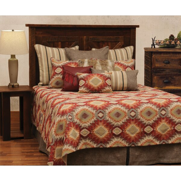 Garrick Reversible Coverlet Set