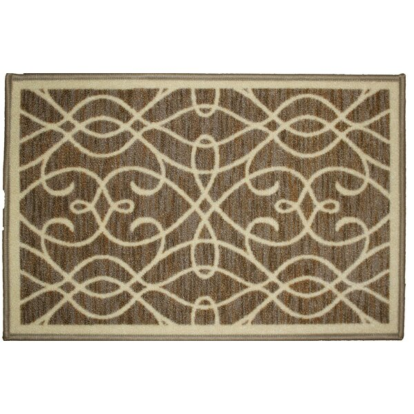 Normandy Beige Area Rug by Kashi Home
