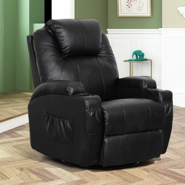 Review Reclining Heated Full Body Massage Chair