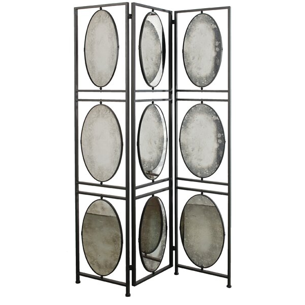 3 Panel Room Divider by A&B Home